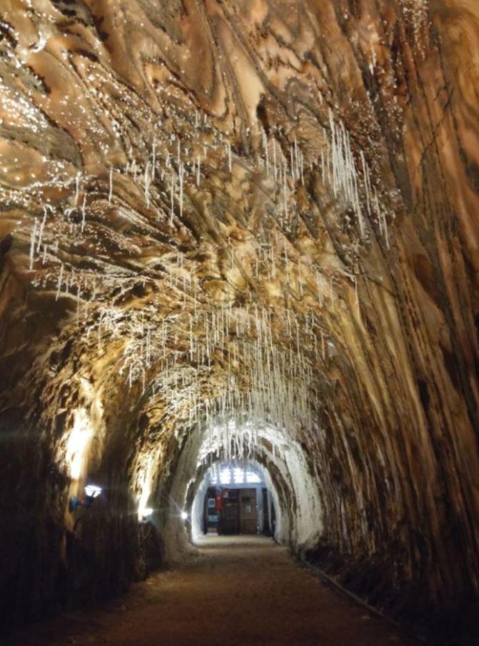 entrada mines