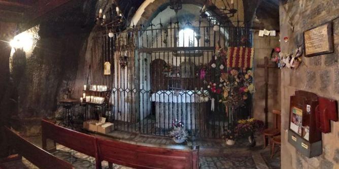 interior santuari